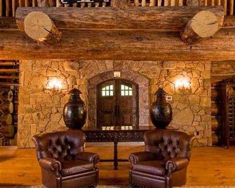 log home interior design ideas rustic cabin interior design