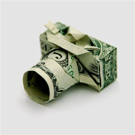 money origami 20 cool exles of dollar bill origami bored panda