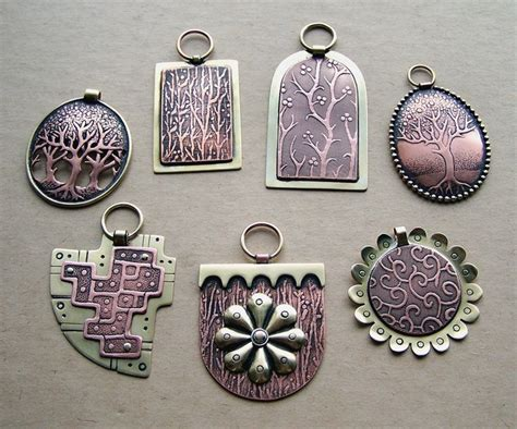 jewelry metal 25 best ideas about metal jewelry on metal