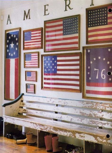 american decor american flag inspired diy projects to show your patriotic
