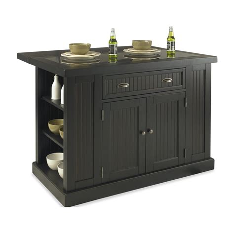 nantucket kitchen island home styles 5033 94 nantucket kitchen island in sanded and