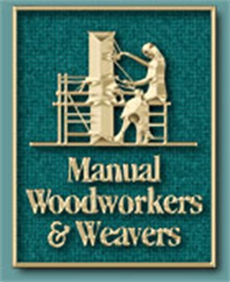 the manual woodworkers and weavers manual woodworkers