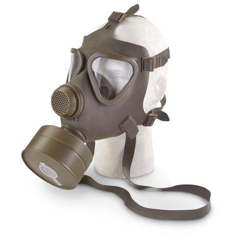 gas mask german gas mask