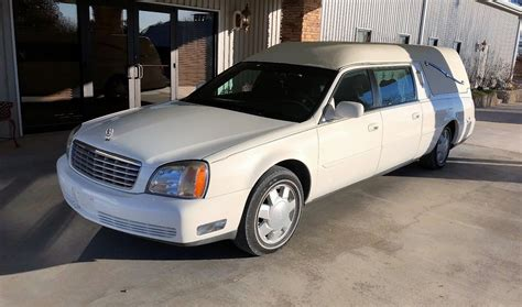 2001 Cadillac For Sale by 2001 Cadillac Hearse For Sale