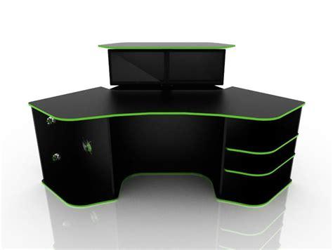 black computer desks for home clean desk desks and computers on