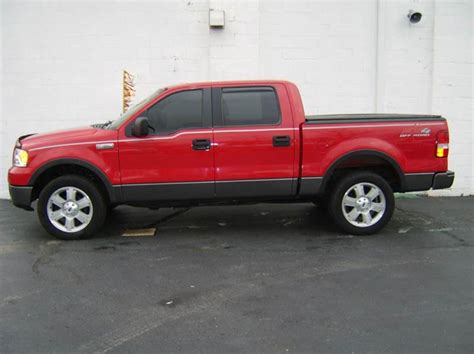 2006 Ford F150 Mpg by 2006 Ford F 150 Fx4 4dr Supercrew 4wd Styleside 5 5 Ft Sb