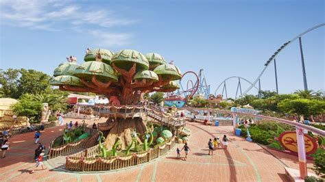portaventura world parks resort visit barcelona