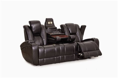 reclining sofa with cheap reclining sofas sale amalfi reclining leather sofa