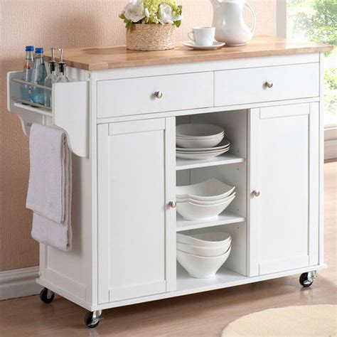 small kitchen island cart 10 small kitchen islands for your tiny kitchen freshome