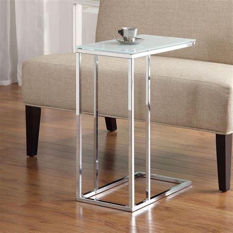 sofa side table slide sofa side table slide accent bitdigest design