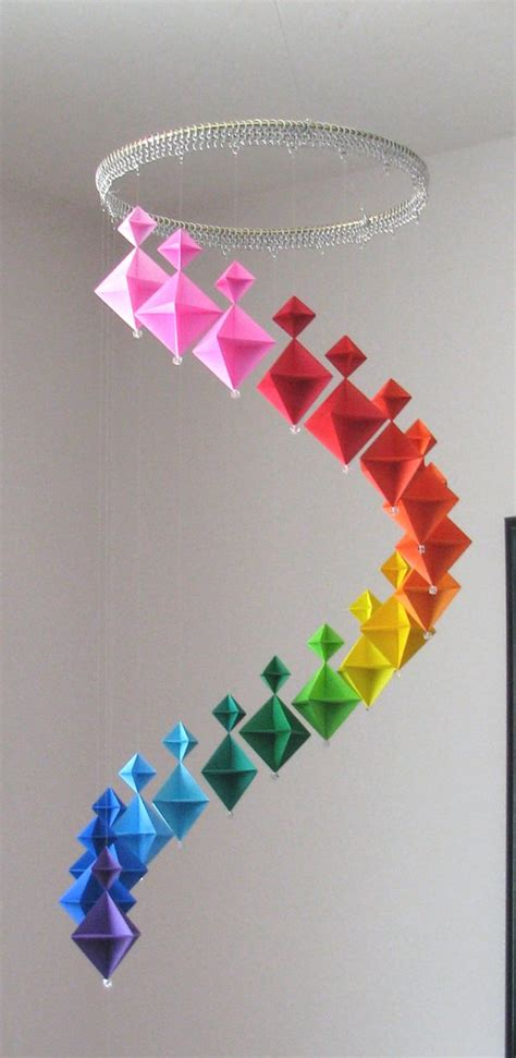 Origami Mobile 3 By Gotclawz1 On Deviantart
