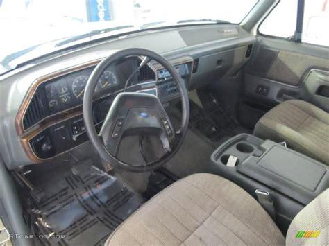 1990 ford bronco interior parts gray interior 1990 ford bronco xlt 4x4 photo 52740404 gtcarlot com