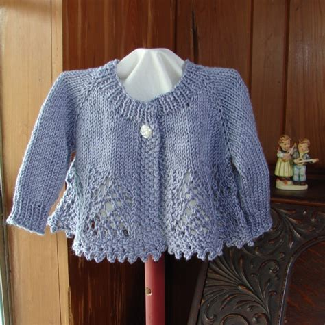 knitted lace sweater patterns pattern knit lace baby sweater top lace knit