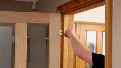 hanging doorway how to hang an interior door with your own