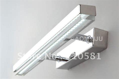 bathroom light fixtures led 10w led bathroom lights stainless steel led mirror lights