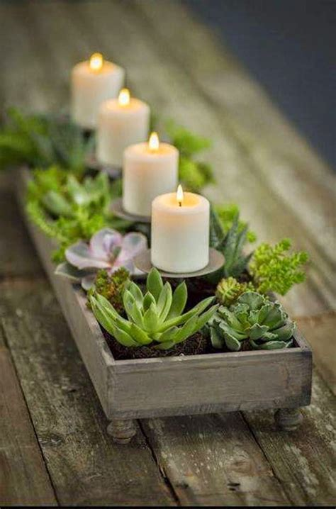 outdoor table centerpieces 17 best ideas about wooden box centerpiece on