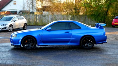 1999 Nissan Skyline Gtr R34 For Sale by Used 1999 Nissan Skyline R34 For Sale In Northumberland