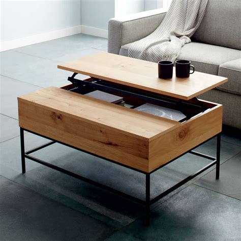 sofa end tables with storage 10 coffee tables designed for storage core77