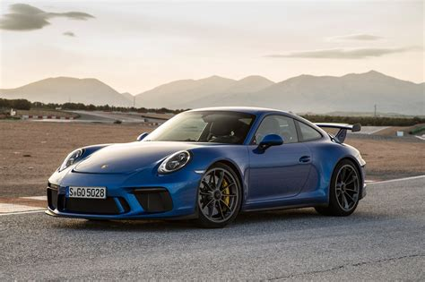 Porsche 911 Gt3 by 2018 Porsche 911 Gt3 Drive Review As You Like It