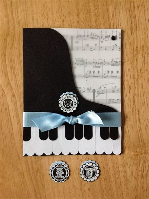 how to make musical greeting cards at home 32 handmade birthday card ideas and images