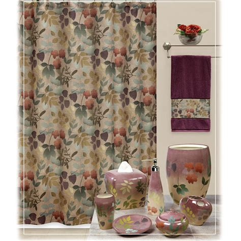 bathroom shower curtains and matching accessories bathroom shower curtains and matching accessories kmart