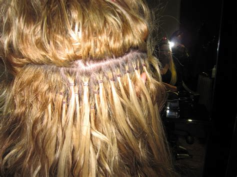 hair extensions micro disasters of micro ring hair extensions nationtrendz