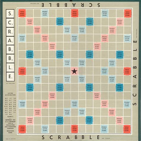 for scrabble code golf draw an empty scrabble board programming