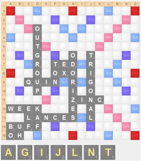 is taj a scrabble word expert puzzles 3 breaking the gamebreaking the