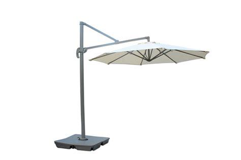 offset patio umbrellas kontiki shade cooling offset patio umbrellas 10 ft