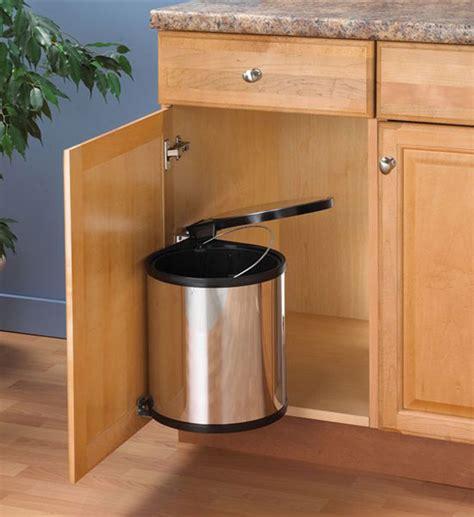 kitchen garbage cans sink kitchen garbage bin cabinet cabinets matttroy