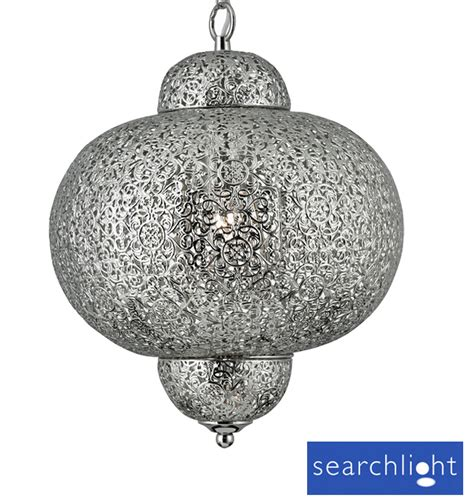 moroccan ceiling light searchlight moroccan 1 light metal pendant ceiling fixture