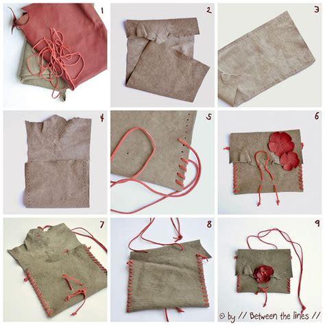 como hacer bolsos de cuero molde de para carteras de cuero imagui