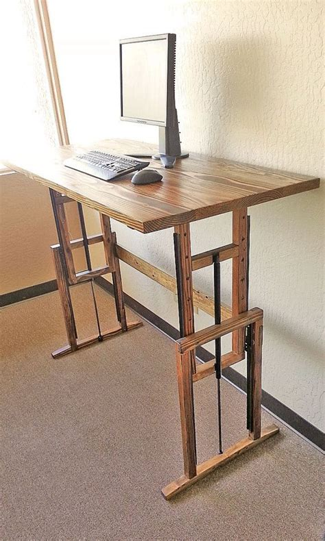 drafting table standing desk 25 best ideas about diy standing desk on