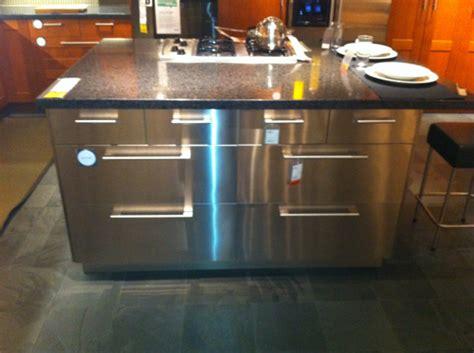 stainless kitchen islands ikea stainless steel kitchen island flickr photo