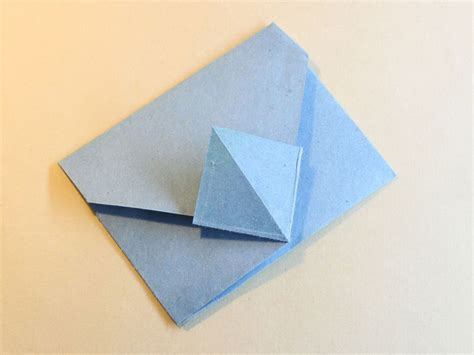 origami envelope 2 easy ways to fold an origami envelope wikihow
