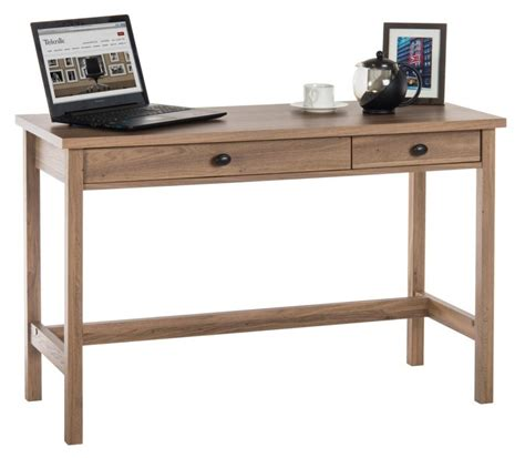 study desk teknik office study desk salt oak