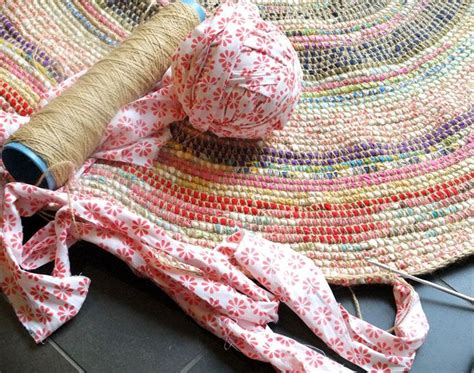 how to crochet a rag rug 25 best ideas about crochet rag rugs on