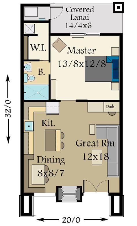lanai house plans tiny modern house plan with lanai 85105ms 1st floor