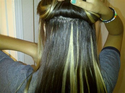 bead in extensions micro bead hair extensions hairstyle 2013
