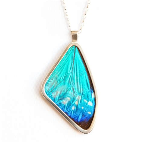 how to make butterfly wing jewelry butterfly wing necklace