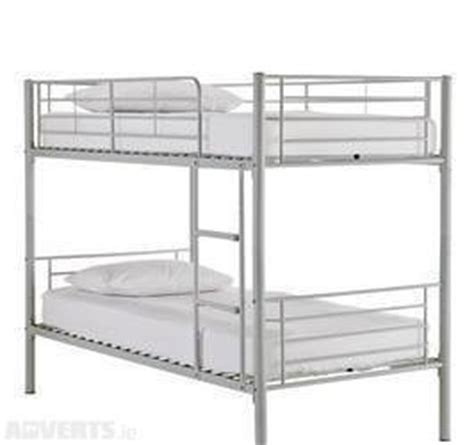 ikea white bunk beds ikea svarta white bunk bed for sale in maynooth kildare