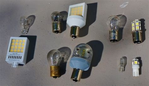 rv led light bulbs install and review of starlights led ls for the rv