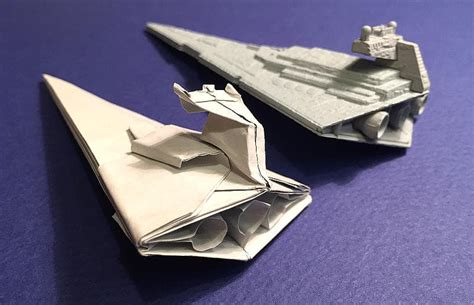 origami destroyer wars origami episode i vehicles and vessels