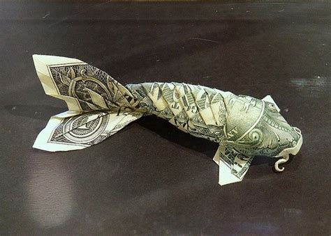 koi fish dollar origami dollar origami koi i fishes