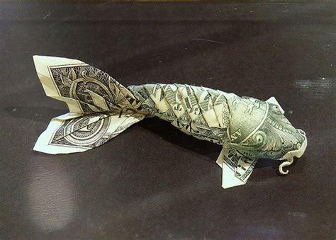 koi fish origami dollar dollar origami koi i fishes