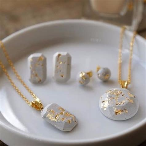 how to make concrete jewelry best 20 jewelry trends ideas on