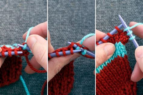 knit into back of next stitch raised increases holli yeoh