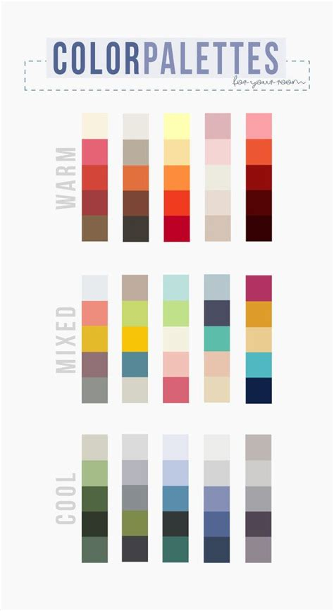 color palette ideas for websites 25 best ideas about color palettes on bedroom