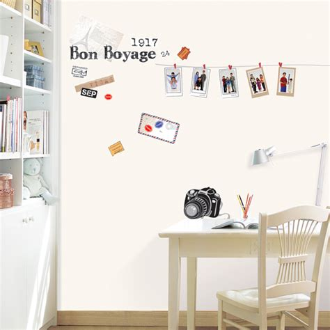 photo frame wall stickers photo frames wall stickers will endear your family to all