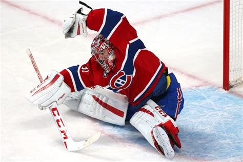 mit price canadiens carey price named nhl s second for october